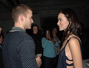 Justin Timberlake & Olivia Wilde