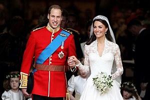 Prince William and Kate Middleton's Royal Wedding
