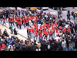 Wells Fargo Flash Mob