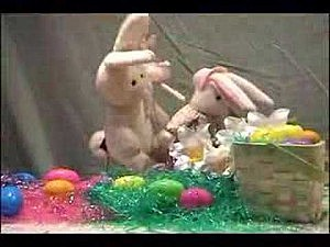 Easter Bunny Rock