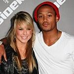Chelsie Hightower & Romeo Miller