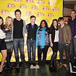 "Cast of ""Glee"""