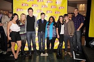 "Cast of ""Glee"""