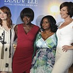 Emma Stone, Viola Davis, Octavia Spencer and Allison Janney