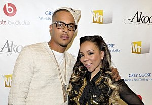 "T.I. and Tameka ""Tiny"" Cottle"