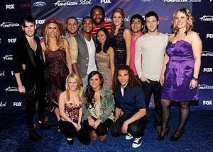"""American Idol"" finalists"