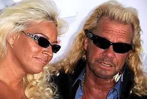 "Beth and Duane ""Dog"" Chapman"