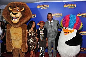 Jada Pinkett Smith, Willow Camille Reign and Will Smith
