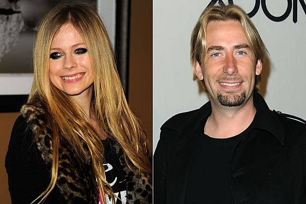 lead singer nickelback dating Chad kroeger: i'm the singer in a rock  things ever written about nickelback chad kroeger:  a good-looking chick and be the lead singer in a fucking.