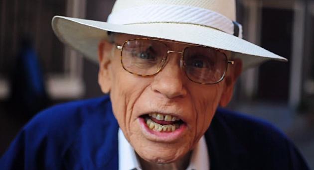 83 year old rapper Kwayzar