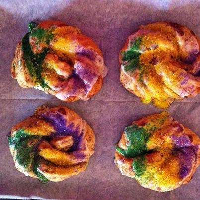 mini kingcakes