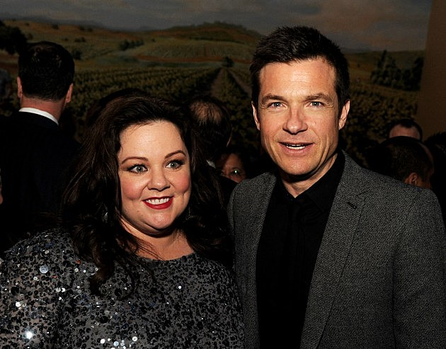 Melissa McCarthy and Jason Bateman