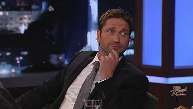 gerard butler loves shreveport