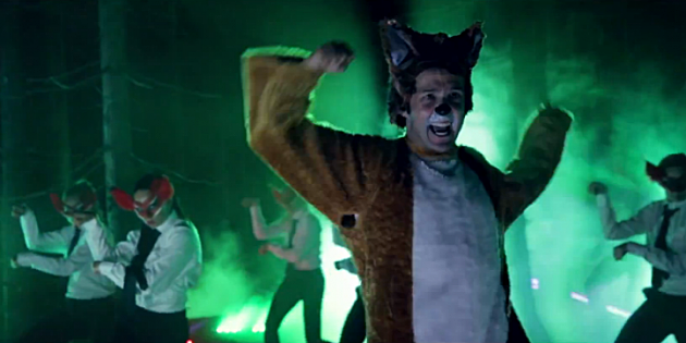 ylvis the fox video