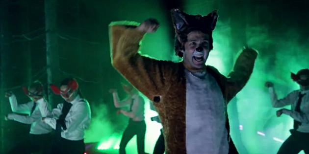 ylvis the fox video