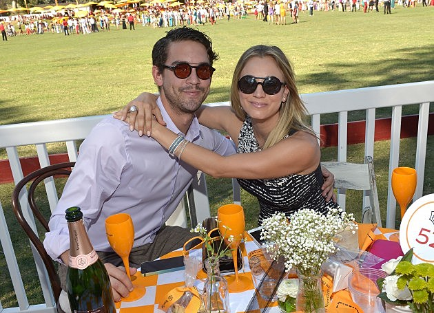 Ryan Sweeting and Kaley Cuoco