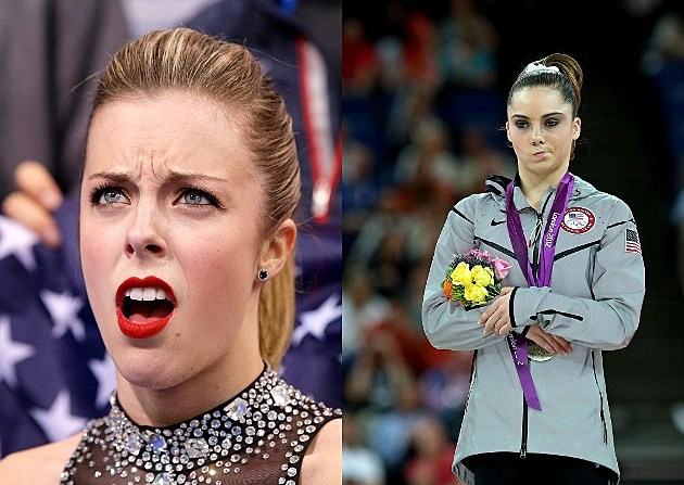 ashley wagner mckayla maroney