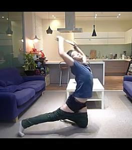 skinny jeans dancer