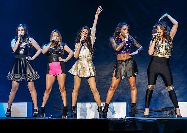 sledgehammer fifth harmony. andrew chin, getty images. fifth harmony sledgehammer