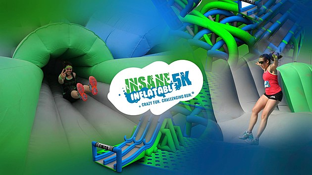 Coupons for insane inflatable 5k