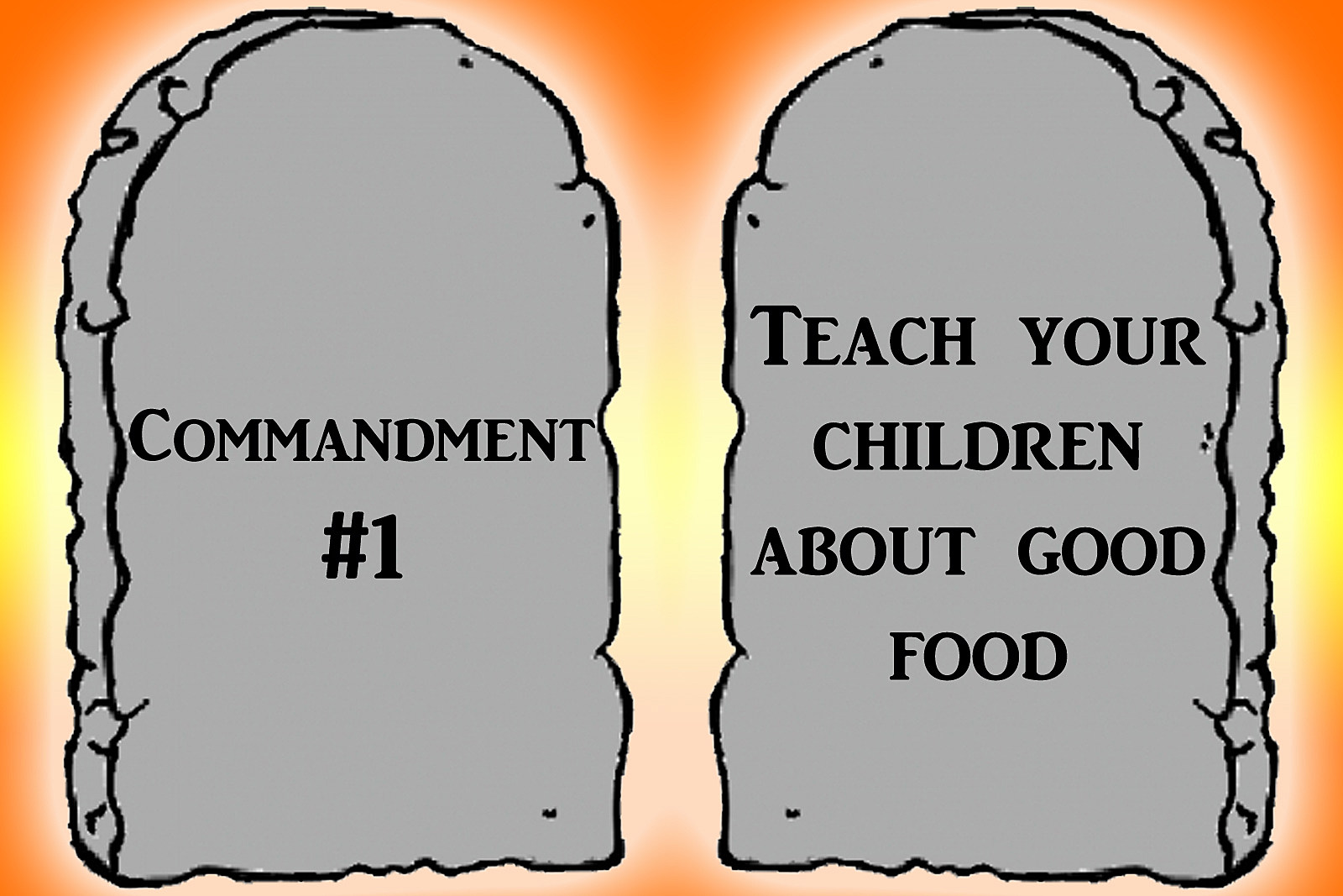 Commandment 1