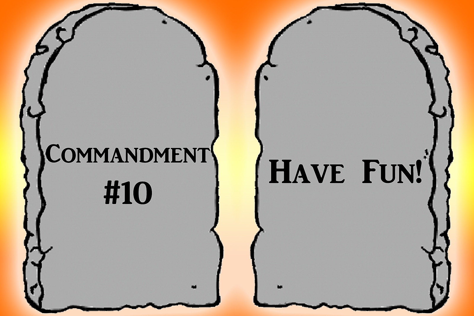 Commandment 10