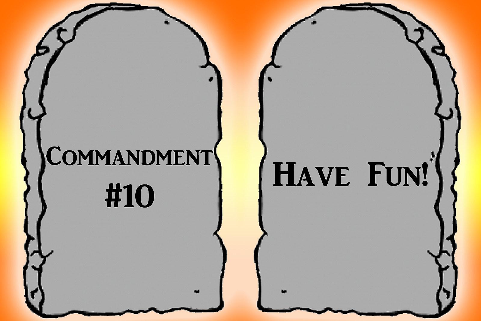 Commandment 10