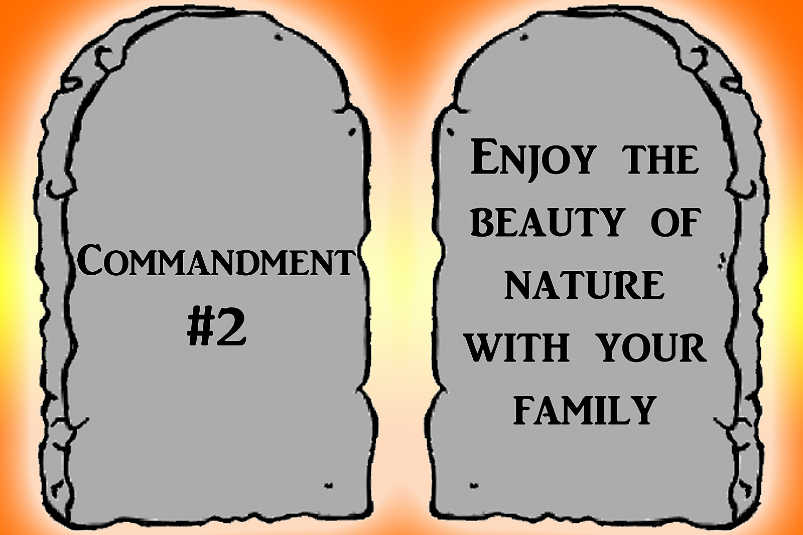 Commandment 2