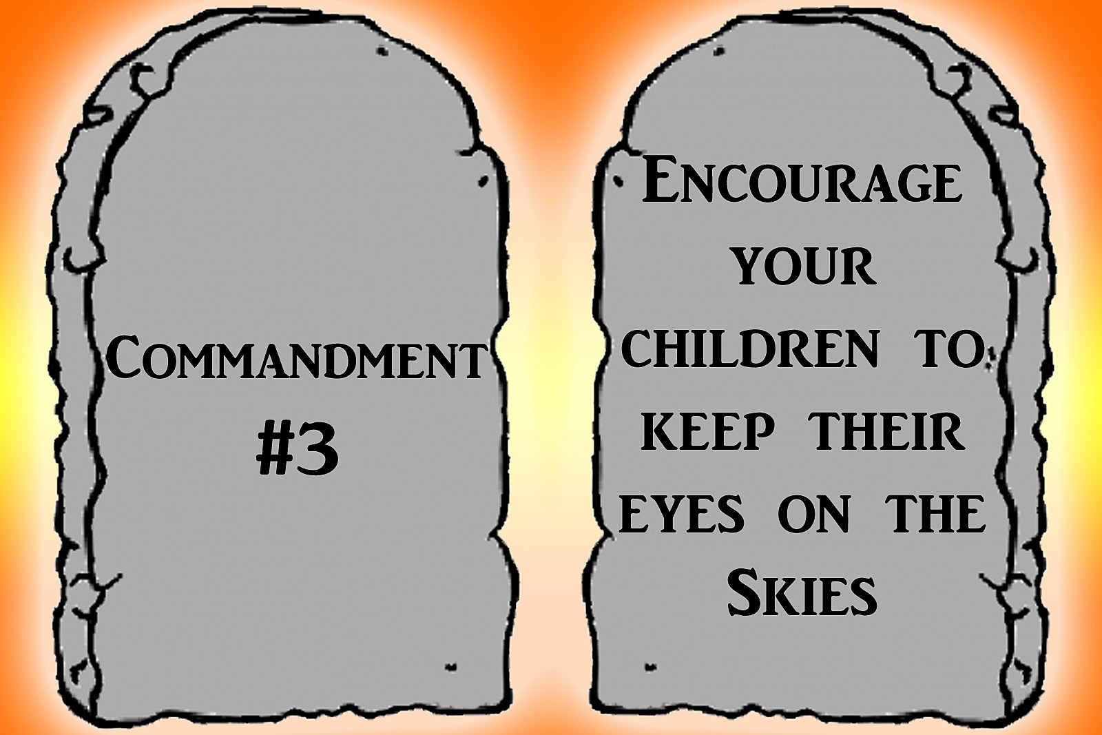 Commandment 3