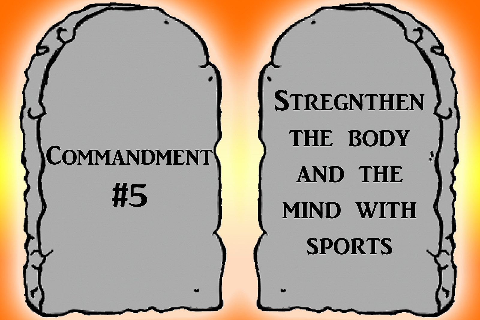 Commandment 5