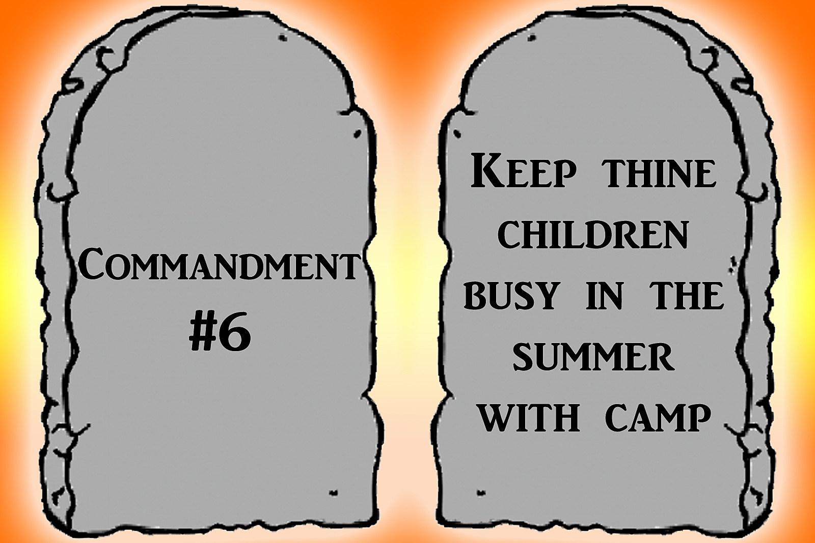 Commandment 6