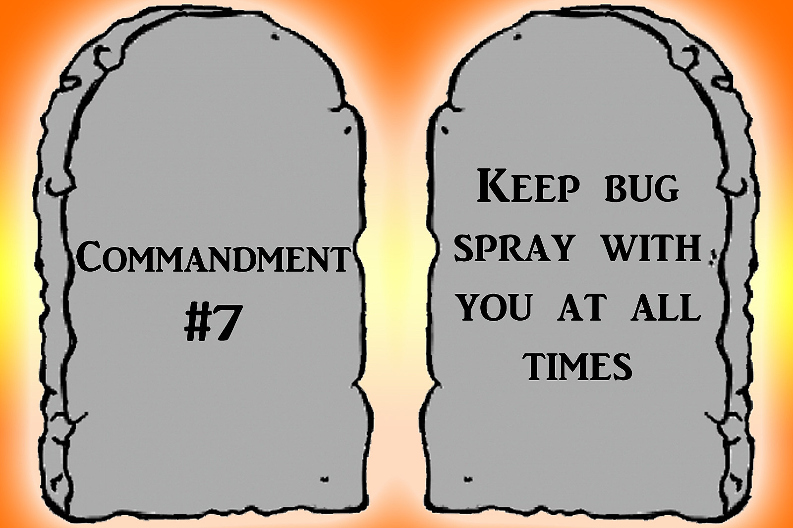 Commandment 7