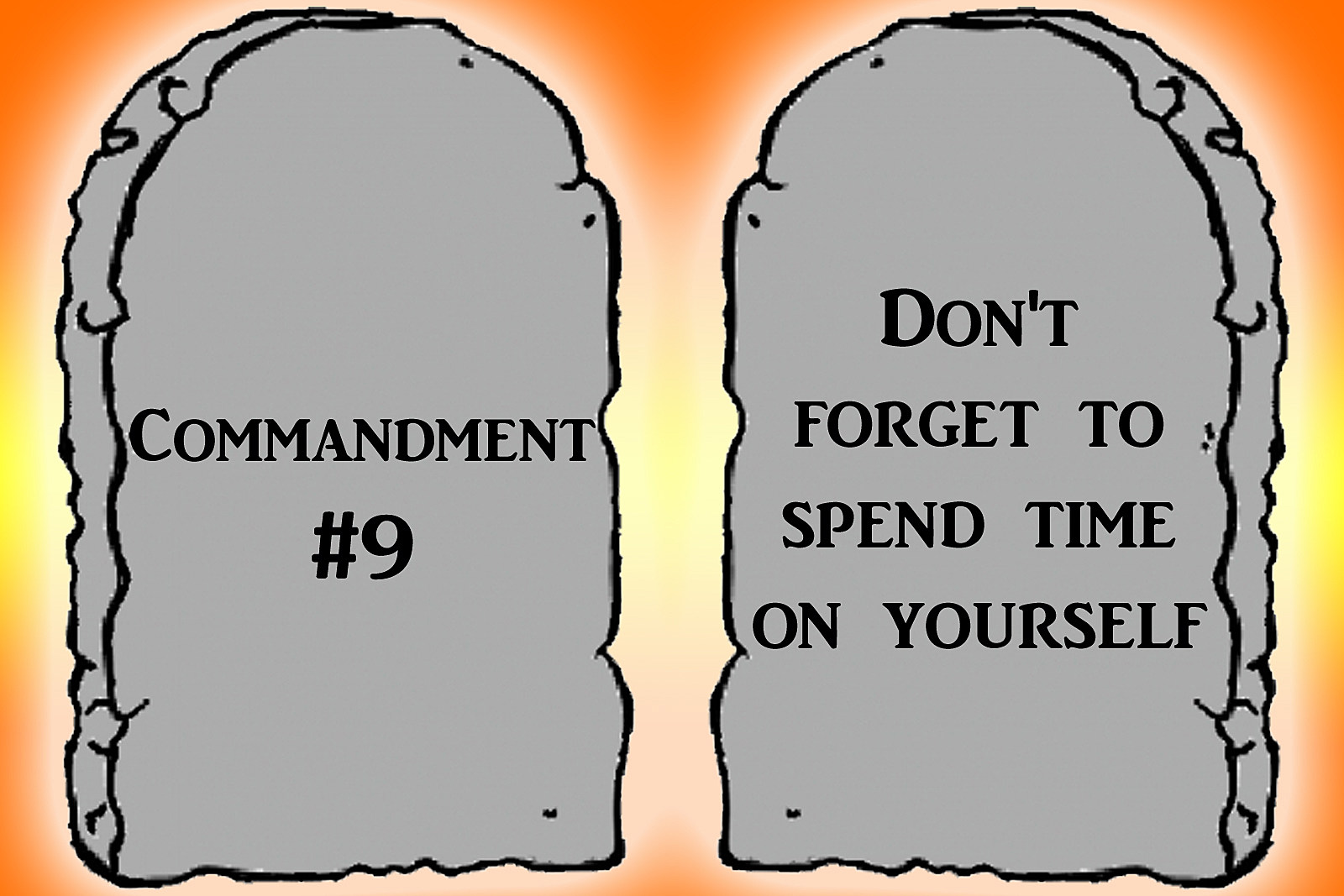 Commandment 9