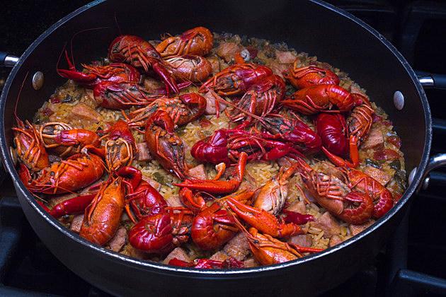 Crawfish Jamalaya Recipe