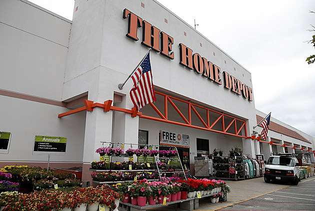 Home Depot Q1 Sales Jump 6 Percent, Beating Forecasts