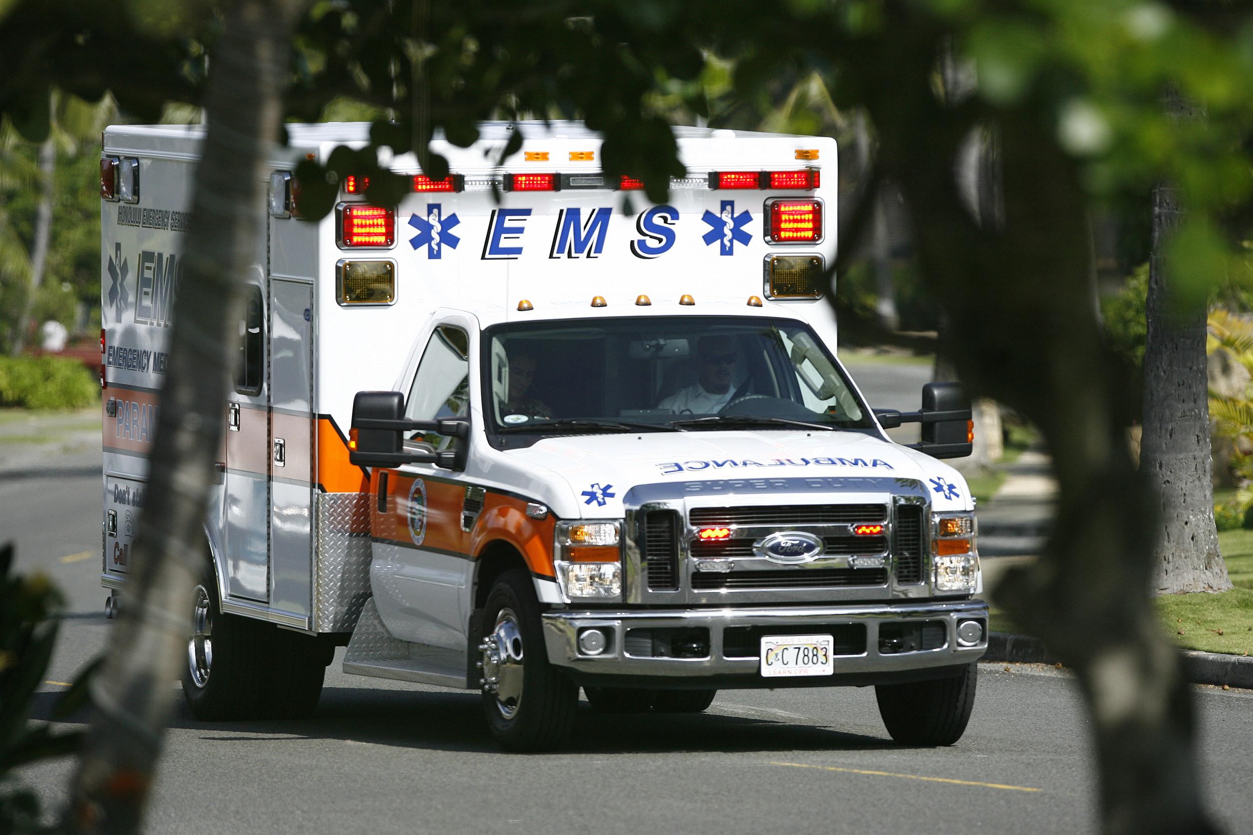 Obama Family Friend Taken To Hospital