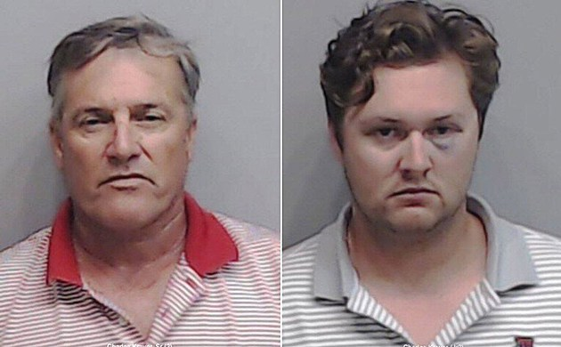 Charles Kraver and Charles Kraver Jr - FULTON COUNTY SHERIFF'S OFFICE