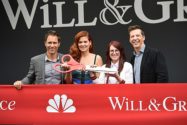 """Will & Grace"" Ribbon Cutting Ceremony"