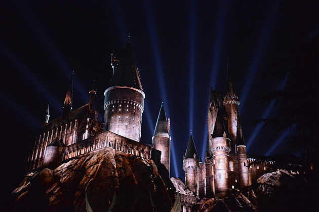 """Universal Studios Hollywood Hosts The Opening Of """"The Wizarding World Of Harry Potter"""" - Inside"""